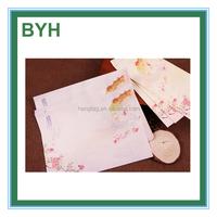2015 china style handmade gift Paper envelope
