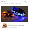 Pet accessories wholesale china LED pet collar with led light dog collar