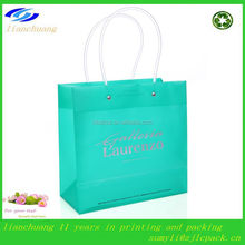 Eco-friendly Recyclable PVC shopping Bags/custom Gift Bags/Wholesale Gift Bags