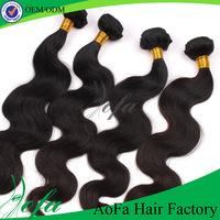 Aofa hair company peerless peruvian hair weft