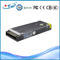 With CE RoHs FCC switching converter constant voltage 5v ac dc power supply c-150-24 for led
