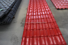 Royal--1000 hot sale decorative heat insulation synthetic resin roof tile