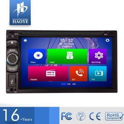 Professional Factory Small Order Accept Car DVD Player Radio 2 Din For Renault Megane Ii
