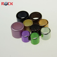 Hot sale aluminium collar and cap used for perfume bottle