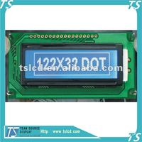 122X32 dots graphic lcd module supplier
