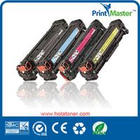 genuine original laser color toner cartridge for HP CB410A 410 CB411A CB412A CB413A 305A for HP laserjet Last Jet 451
