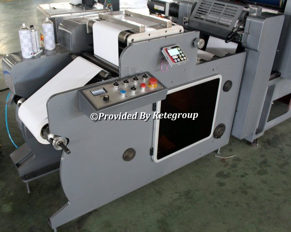 ticket printing machine