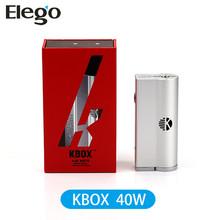 Genuine Kanger tech K box box mod match Subtank mini Elego wholesale