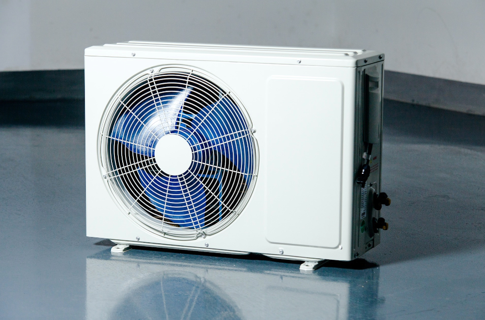 High Efficiency Solar Powered Portable Air Conditioner