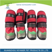 Lovoyager Hot Selling Waterproof Dog Boots with Low Price