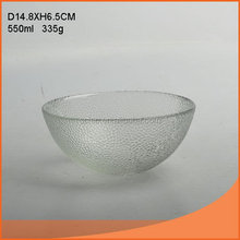 Excellent quality hot selling 3 pieces glass bowl hf32032