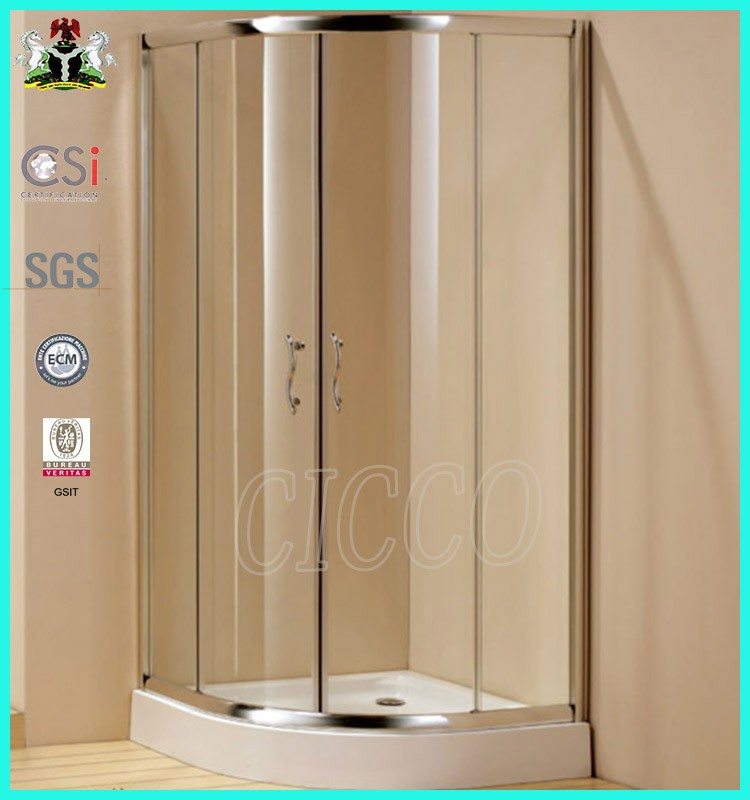 China OEM Aluminum Shower Door Frame Suppliers and Manufacturers ...