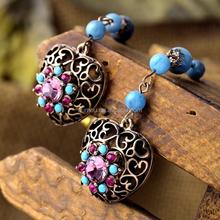 Fashion Earring Designs New Model Earrings Long Beads Fashion Earring
