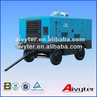 Dry 0il Electric Portable Screw Air Compressor for Industry