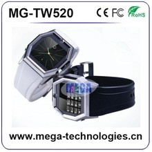 new watch mobile phone 1.55'' touch screen with bluetooth made in china