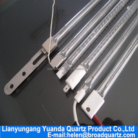 Shortwave infrared paint curing lamp made in China CE quality