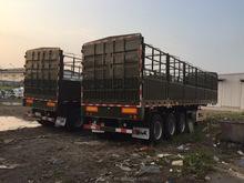 FORM E origin 40 tons storage semi trailer
