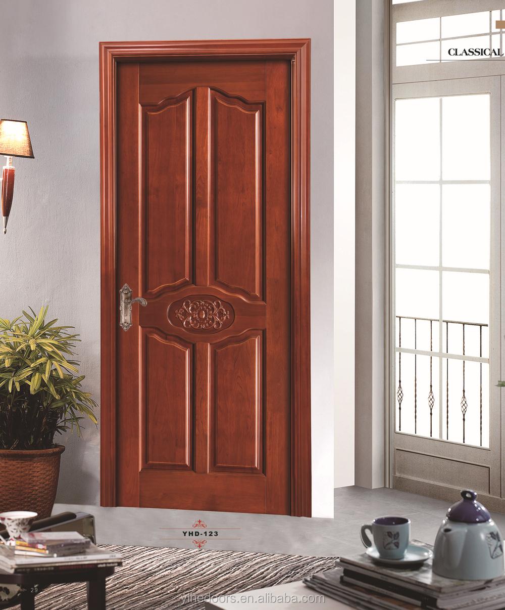 Luxury 2 Panel Painted Interior Solid Timber Door For Bedroom Buy