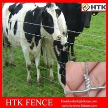 Goat breeds fence