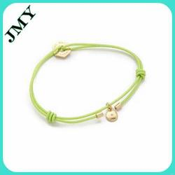 Super quality promotional sheep enamel european fit charm bracelet