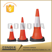 100CM plastic/PVE/RUBBER reflecting traffic cone