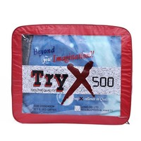 Custom industry use household textile packing bag nonwoven pvc quilt bag