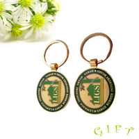 Customized Design metal keychain With Customized Logo for Promotion