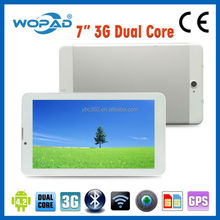 Cheap MTK6572 Dual Core 3G Tablet PC 7 Inch Android Phone