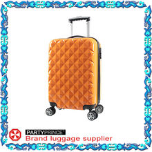 2015 Partyprince ladies colorful hardside luggage for sale