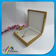 ODM treasure chest packaging box/wooden jewelry box