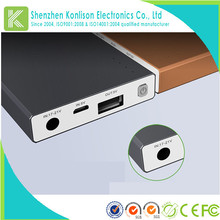 alibaba express in electronics Smart portable rohs power bank 5000mah with samsung core