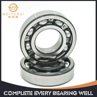 Precision Deep Groove Ball Bearing 6015 Used In Motorcycles