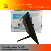 3.5'' digital photo frame can play photo /music/video