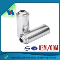 Aerosol Round Metal Tins With Lids Diam 65 Mm