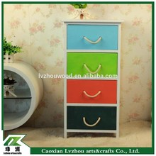Colorful Solid Wooden Furniture with Top Quality