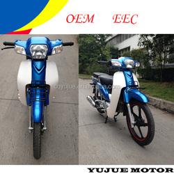 gasoline cub eec motorcycle/50cc cub motorcycle in morocco