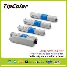 Vivid Color Compatible Oki ES8462 Toner Cartridge For Oki ES8460, ES8462