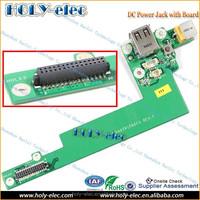 POWER BOARD for Acer 3050 3680 3690 5050 5570 5580 Laptop Dc Connector Jack USB Port Socket Pin(PJ161)
