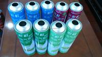 tinplate aerosol / spray can