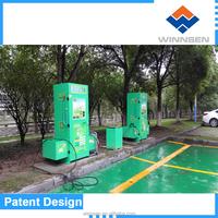 Foam/water/vacuum car wash machine self service, remote control car wash system