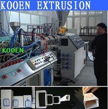 making machine pvc floor extrusion line