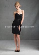 balón vestido de organza de novia y vestido de gala ed0161