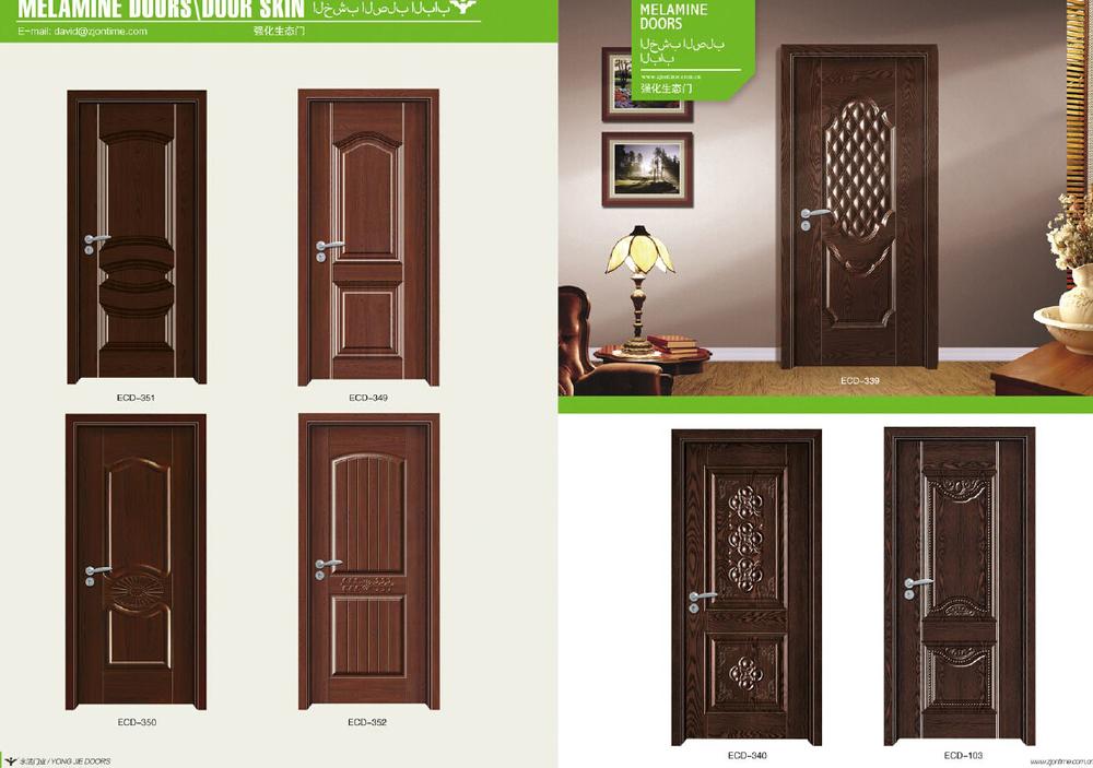 Wholesale modern wood bedroom door living room door design for Drawing room door design