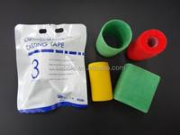 3M blue, red, pink, yellow, green medical orthopedic fiberglass polyester casting tape bandage