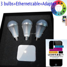 Newest arrival wifi remote led bulb lights e27 7.5w energy saving bulbs,energy savings bulb lamp,energy saving bulb lights