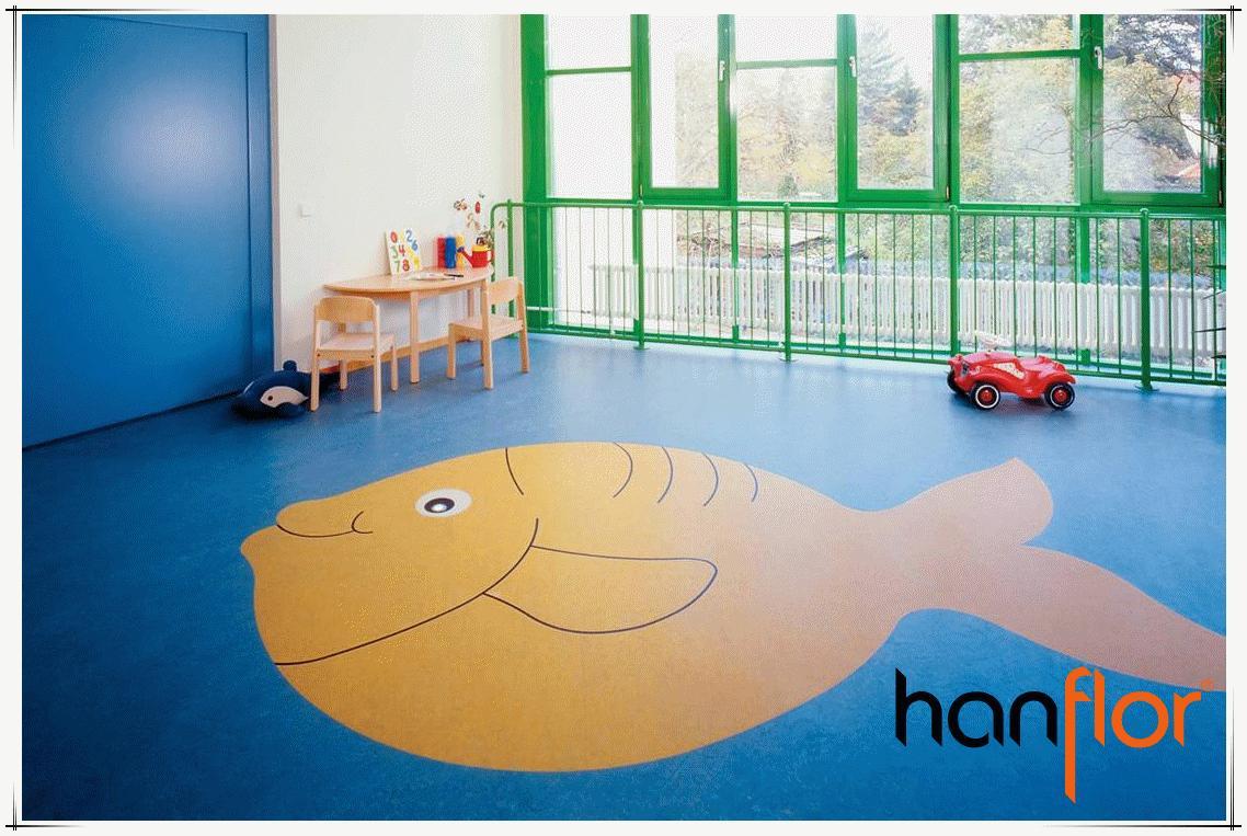 Дети игровая комната цвет виниловых напольных покрытий в рулонах