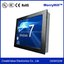 LCD Monitor Wholesale 15/17/19/22/24/26/32 inch Open Frame Monitor With General Touch Screen
