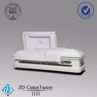 Adult china casket coffin for sale
