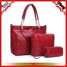 2015 eurpean wholesale exported trendy fashion handbag for women