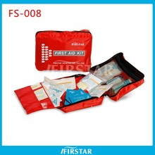 2015 China wholesale emergency home first aid kit